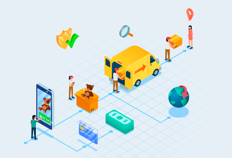 Comercio electrónico para empresas
