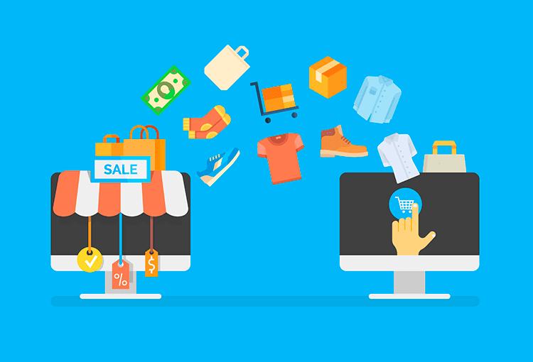 comercio electrónico de servicios