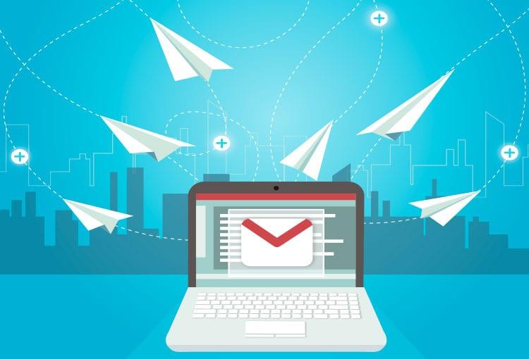 Campañas de Mercadeo de emails