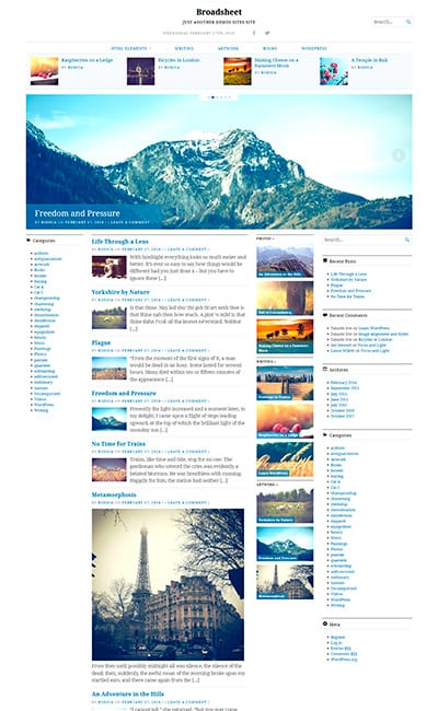 Servicio de Turismo y Hoteles Web