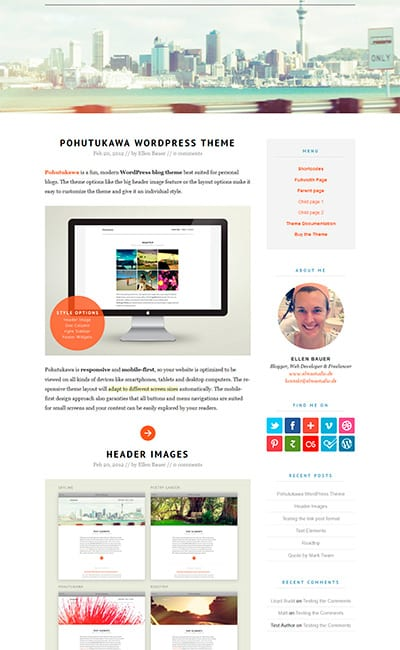 Plantillas Web de Marca Personal y Emprendimientos