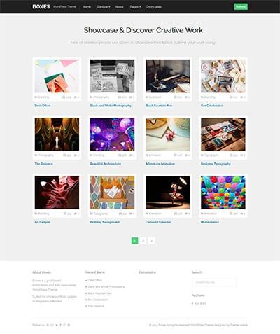 Plantillas online de Arte, Diseño y Espectáculos