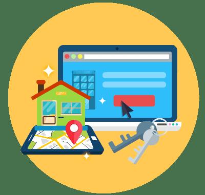 Páginas web para inmobiliarias