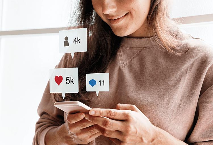 Influencia en redes sociales