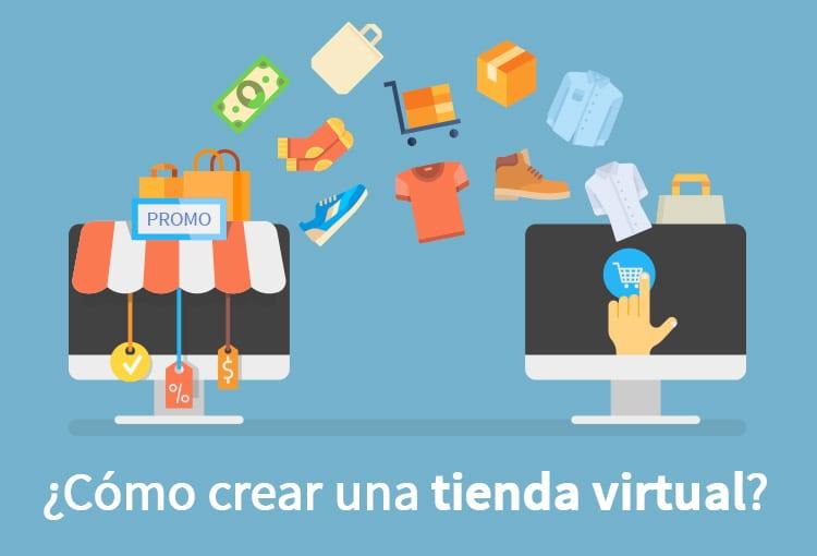 Cómo crear una tienda virtual