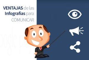 Mira las ventajas de las infografías para comunicar