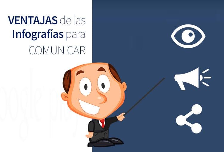 Ventajas de las infografías para comunicar