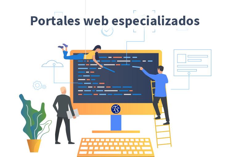 Portales web hechos a tu medida
