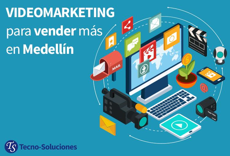 ¿Cómo hacer video marketing para vender más en Medellín?