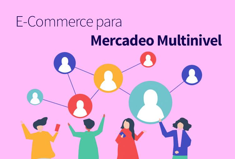 comercio electrónico de Mercadeo Multinivel