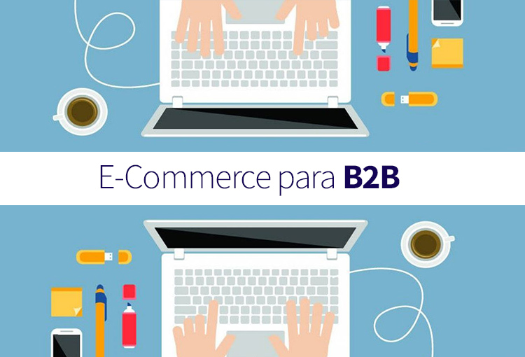E-commerce para business to business (B2B).