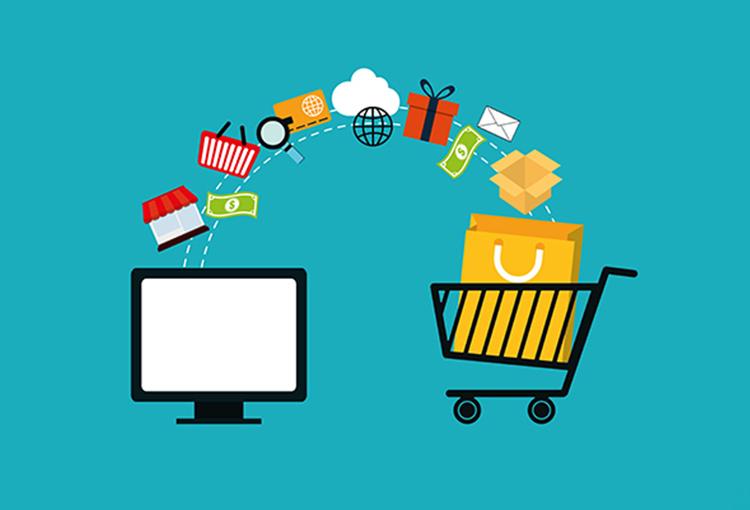 comercio electrónico de productos