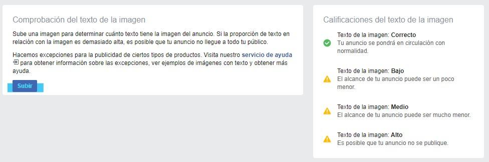 bloquearon mi cuenta de Facebook ads
