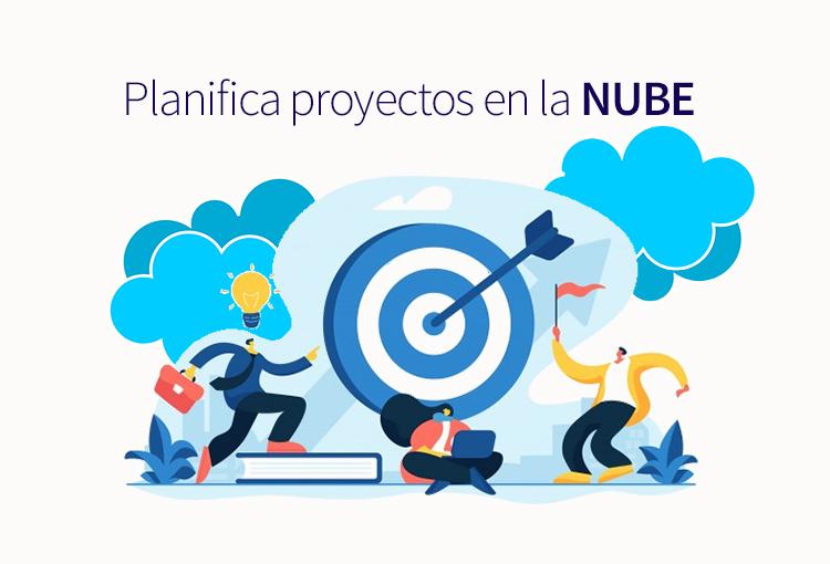 producción de proyectos en la nube