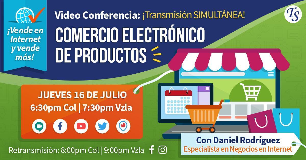 TecnoLive 01: Comercio Electrónico de Productos