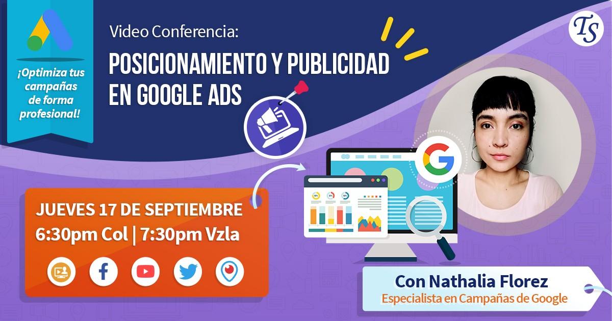 Posicionamiento y Publicidad en Google Ads