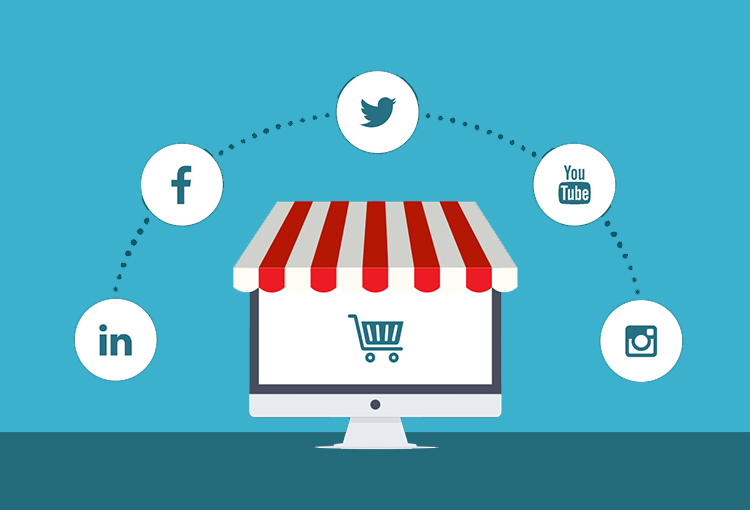 Las redes sociales para comercios electrónicos