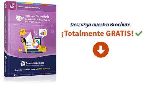 TECNOMATIC | AUTOMATIZACIÓN DEL EMAIL MARKETING BASADO EN EL COMPORTAMIENTO (MARKETING AUTOMATION)